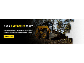 Find a Cat® Dealer Today