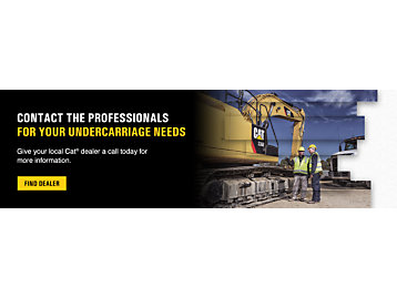 Contact the Professionals for Your Undercarriage Needs