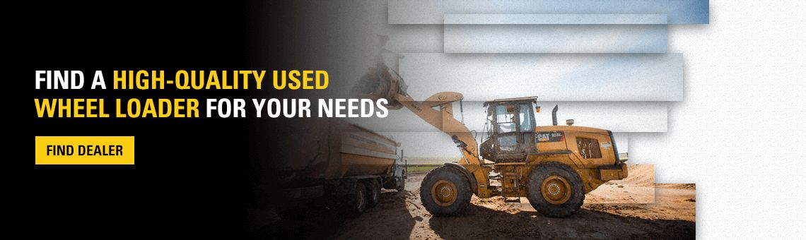 Find a High-Quality Used Wheel Loader for Your Needs