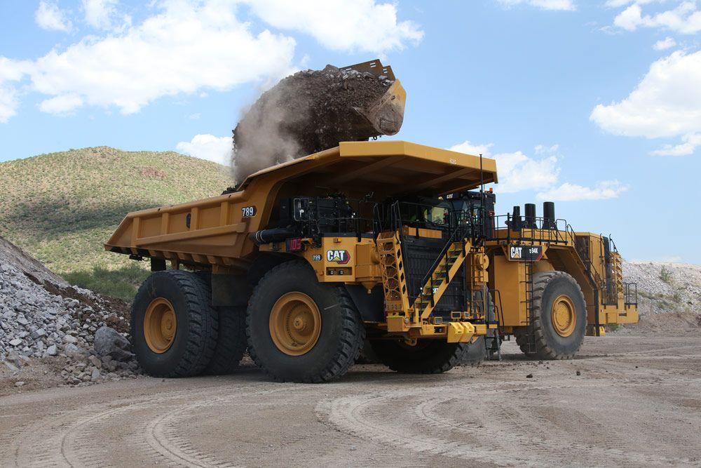 Mining Trucks 789 (Tier 4 Final / Stage V)