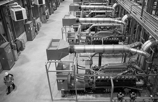 CAT® GENERATOR SETS REDUCE MINE COSTS BY MILLIONS