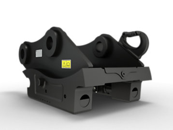 Hydraulic Connecting S Type Coupler HCS80: 583-0203