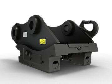 Hydraulic Connecting S Type Coupler HCS80: 583-0212