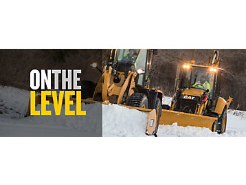 On The Level - Fleet Management for Snow and Ice Removal