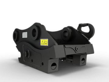 Hydraulic Connecting S Type Coupler HCS65: 590-2379