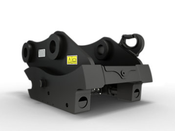 Hydraulic Connecting S Type Coupler HCS70/55: 582-9886