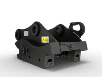 Hydraulic Connecting S Type Coupler HCS65: 590-2380