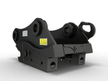 Hydraulic Connecting S Type Coupler HCS65: 583-0661