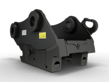 Hydraulic Connecting S Type Coupler HCS70: 580-0407