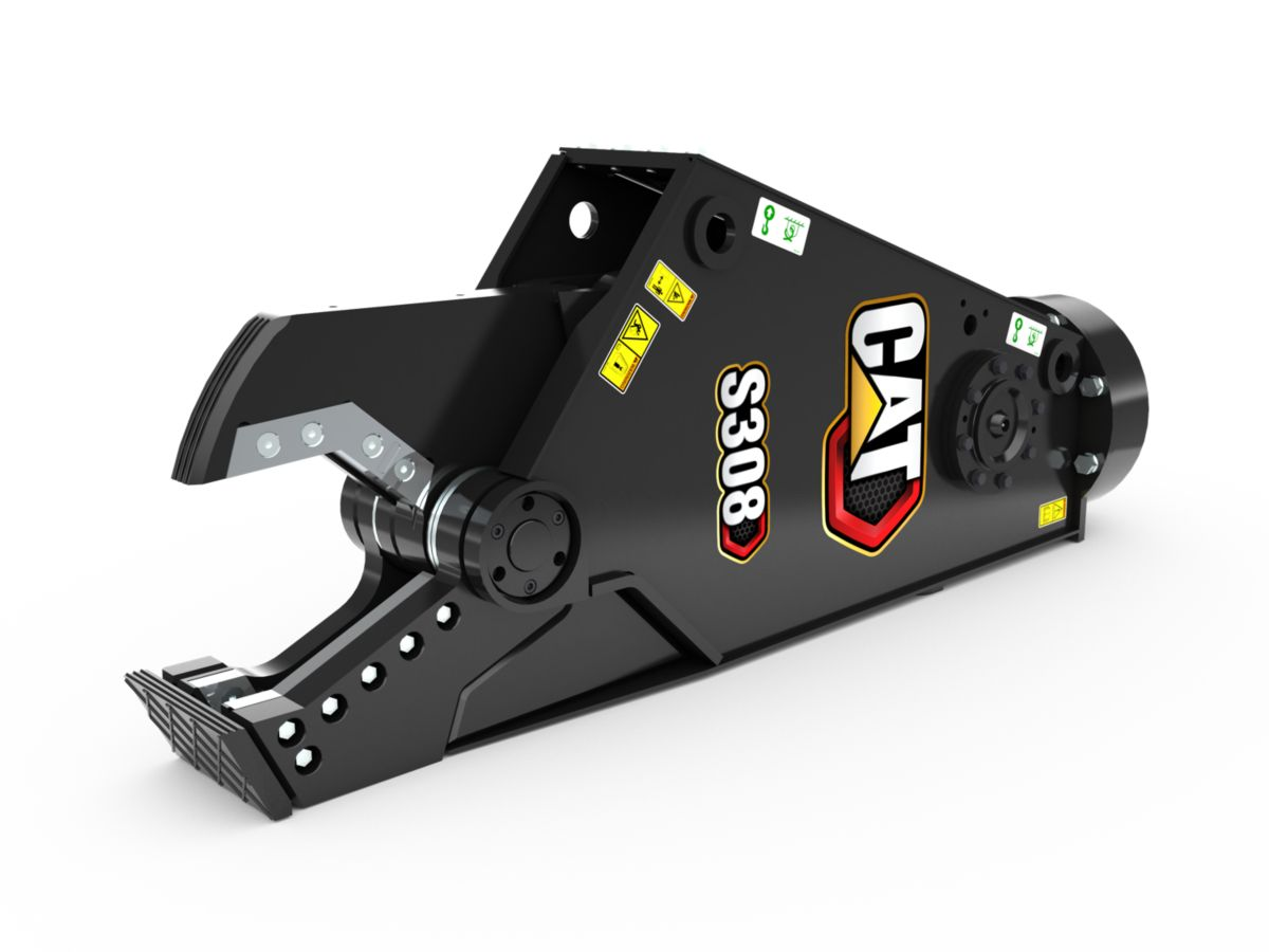 S308 Mobile Scrap & Demolition Shear