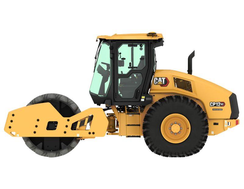 CP12 GC Vibratory Soil Compactor