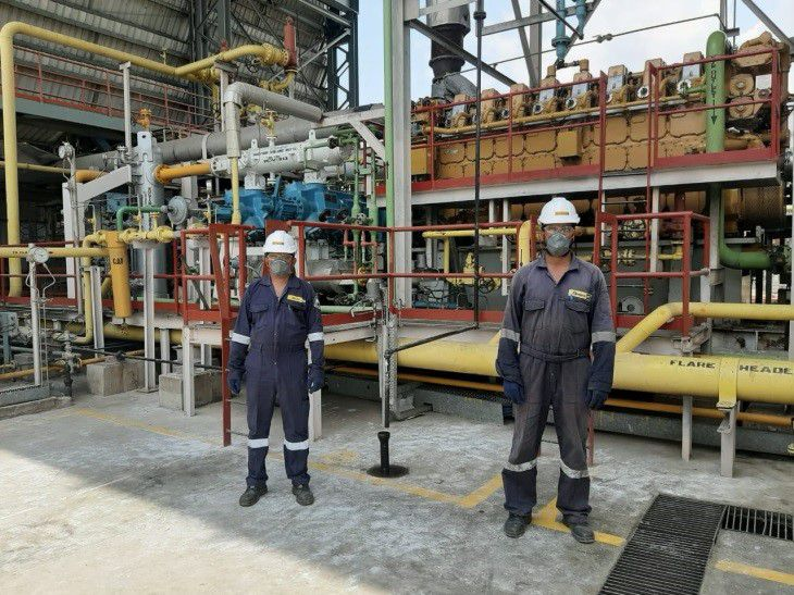 Gmmco supports critical Oil and Gas industry in India