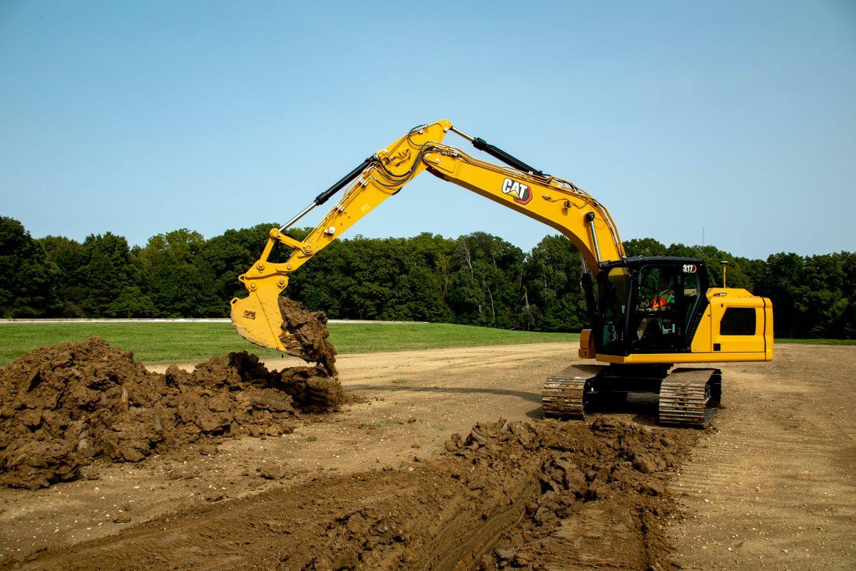 317 Hydraulic Excavator