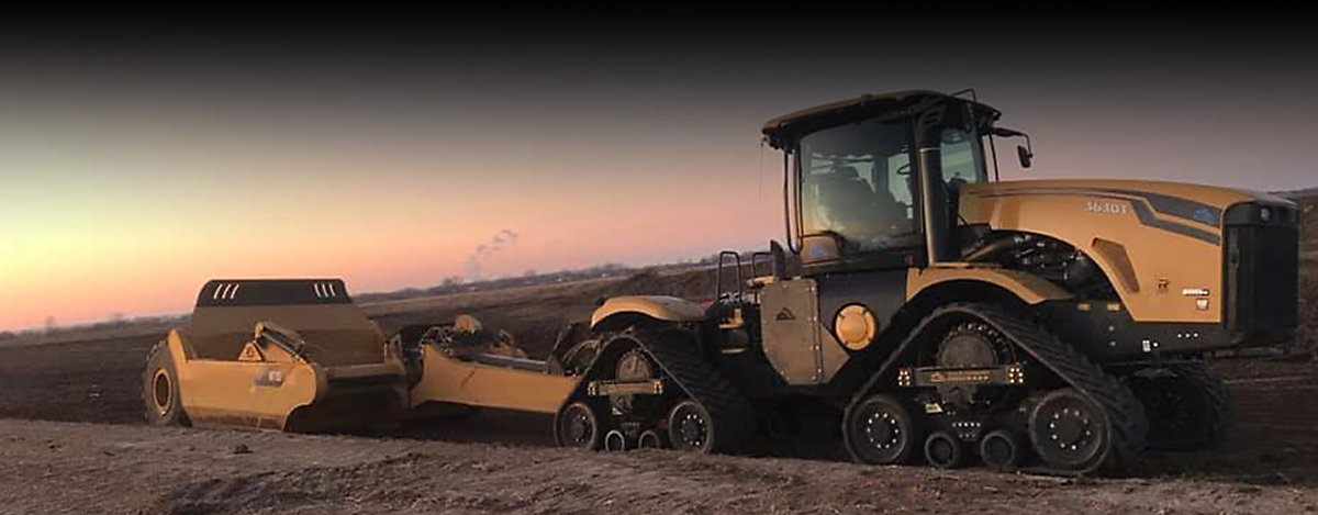POWER PROFILE: MTS 3630T Construction Tractor