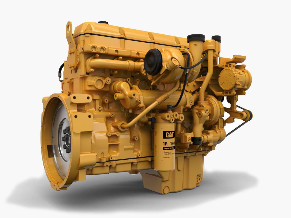 C13B Industrial Engine