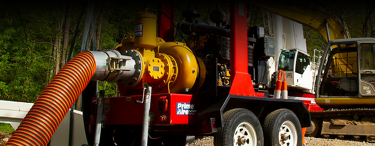 POWER PROFILE: Gorman-Rupp Pump PAH8A60 and PAH8A65