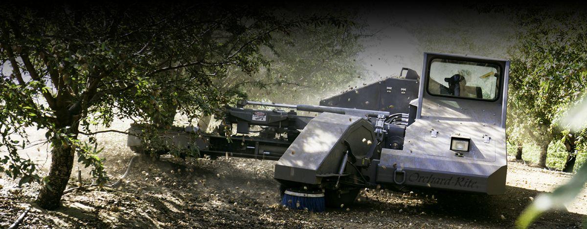 Orchard-Rite LTD Inc. Monoboom & Bullet Tree Shaker - Cat® C4.4 Engine