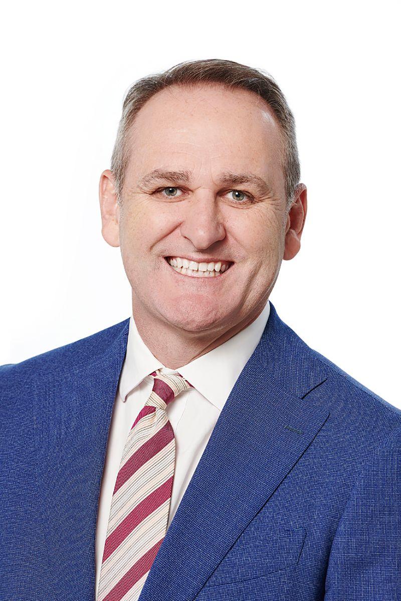Patrick O'Donnell, Senior Vice President of Progress Rail Australia & Southeast Asia