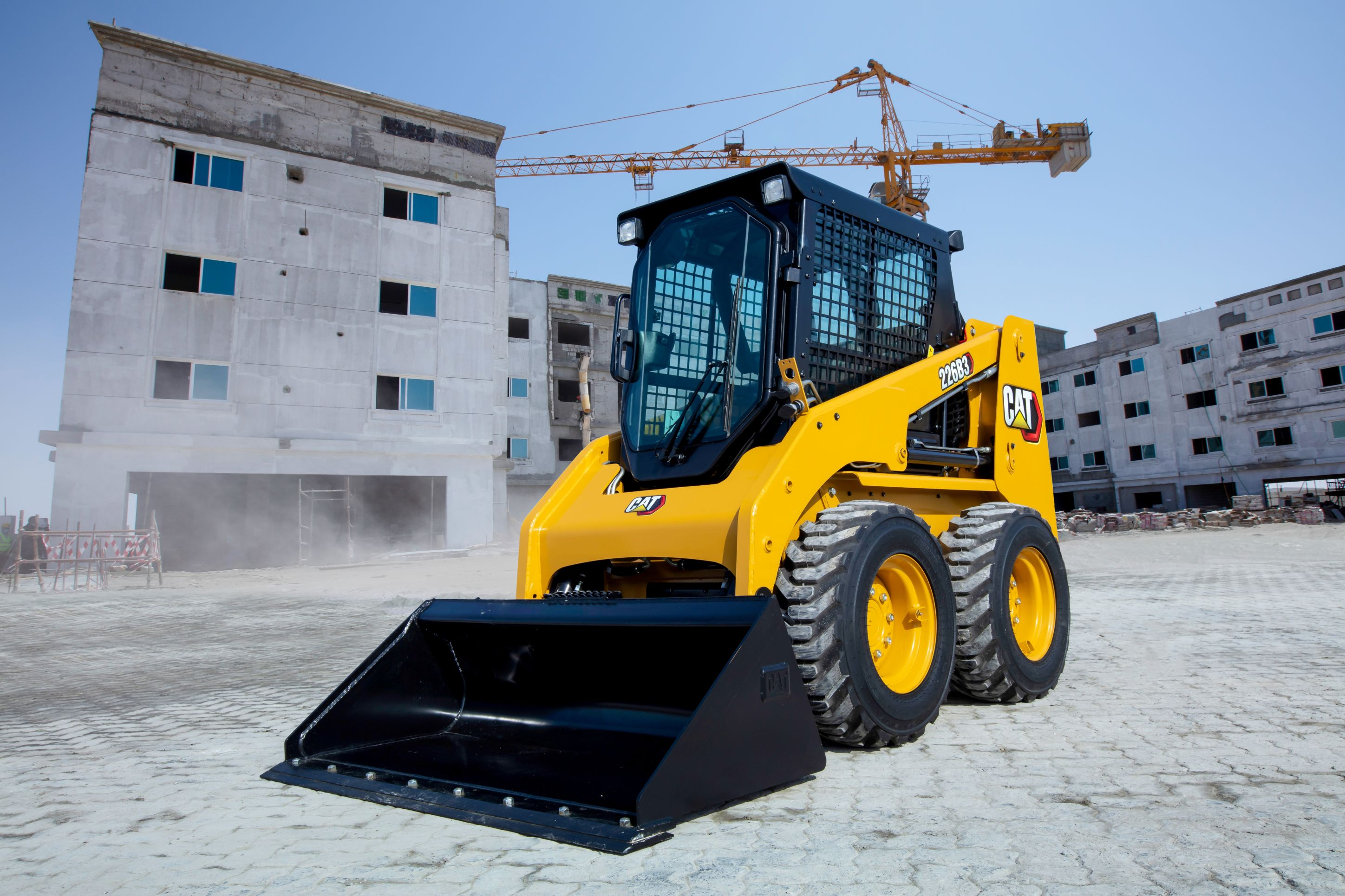 How to Properly Park Your Cat® Heavy Equipment