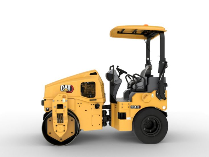 Skid Steer and Compact Track Loaders - CC4.0