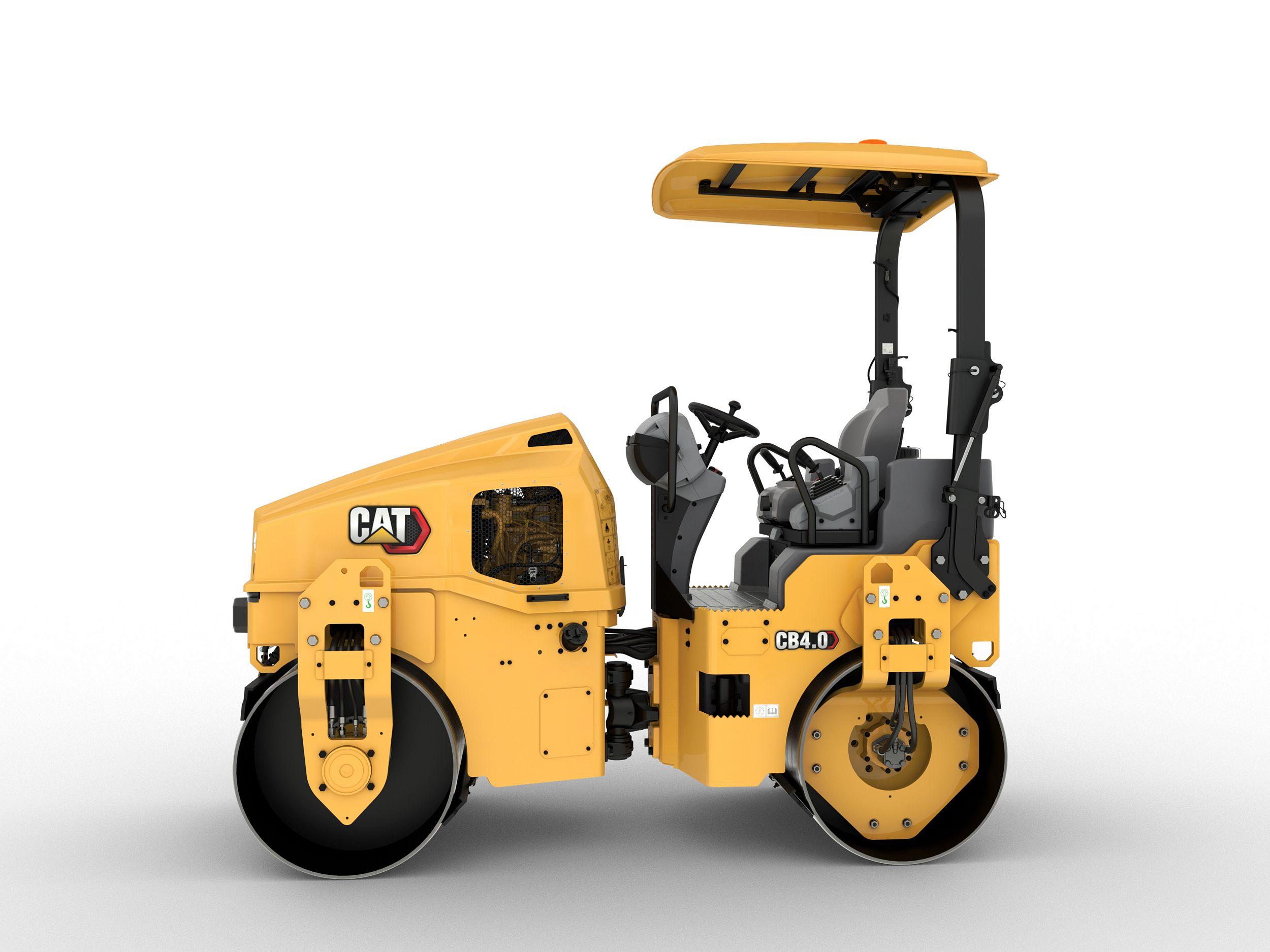 CB4.4 Utility Compactor