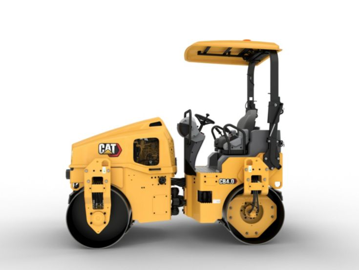 Skid Steer and Compact Track Loaders - CB4.4