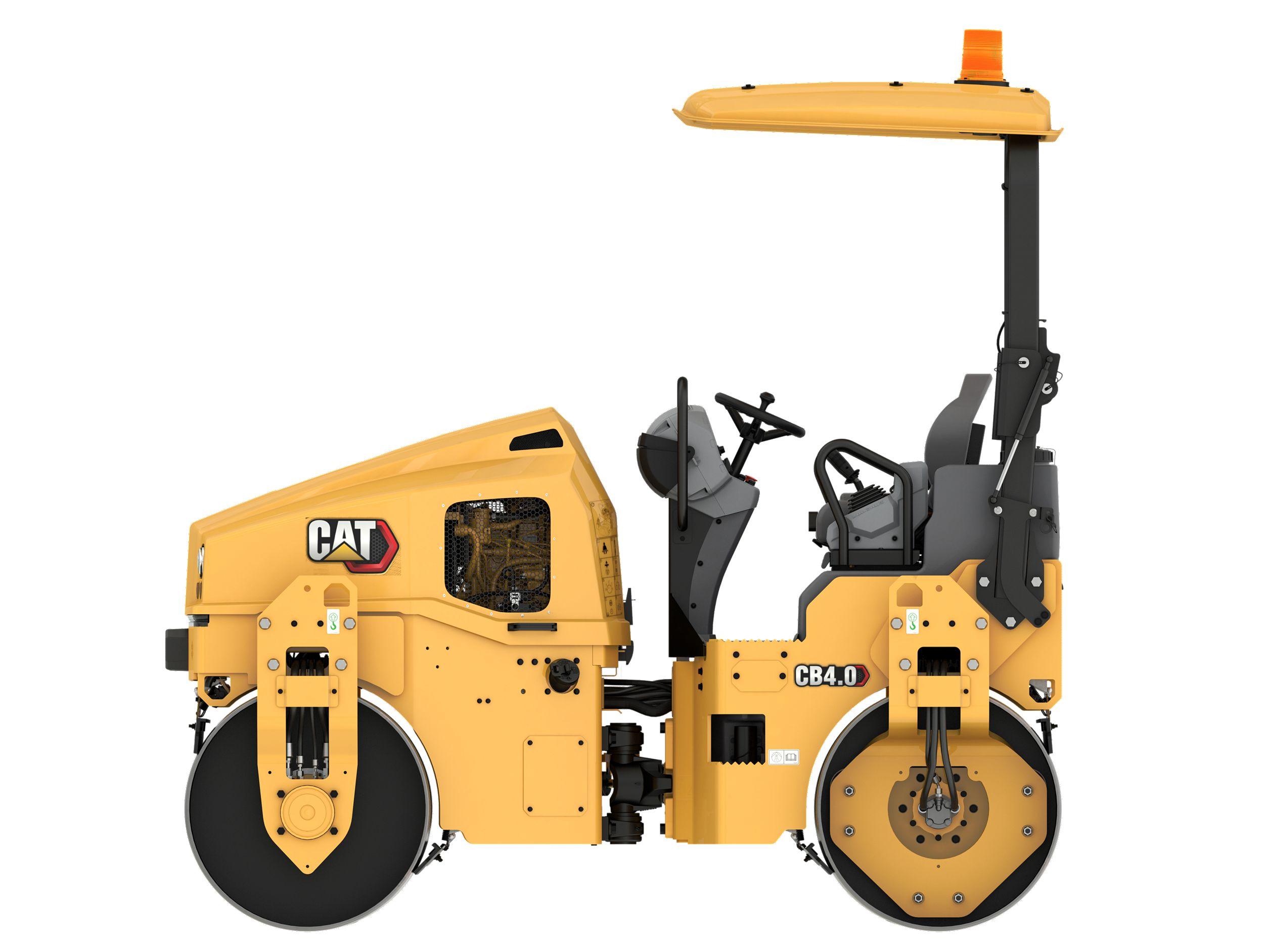 CB4.0 Utility Compactor