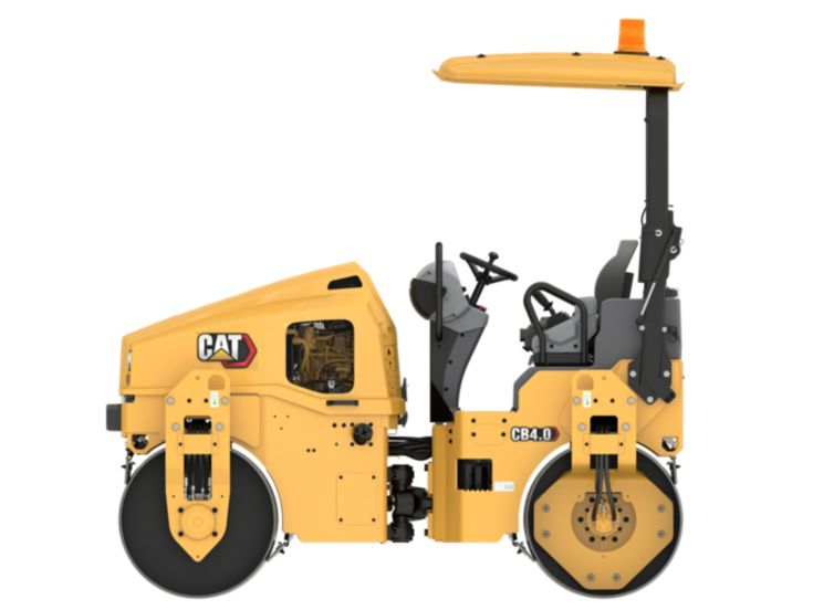 Skid Steer and Compact Track Loaders - CB4.0