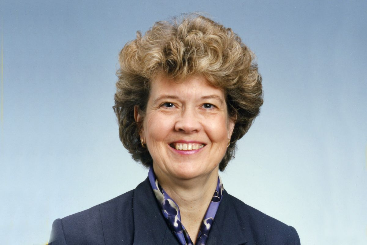 Sherril West was Caterpillar's first female vice president.