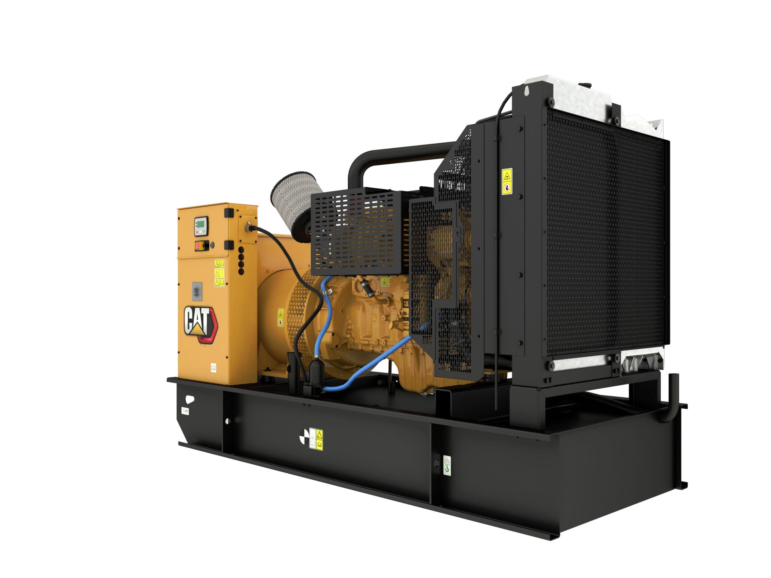 DE400 GC Diesel Generatorr Front Right>