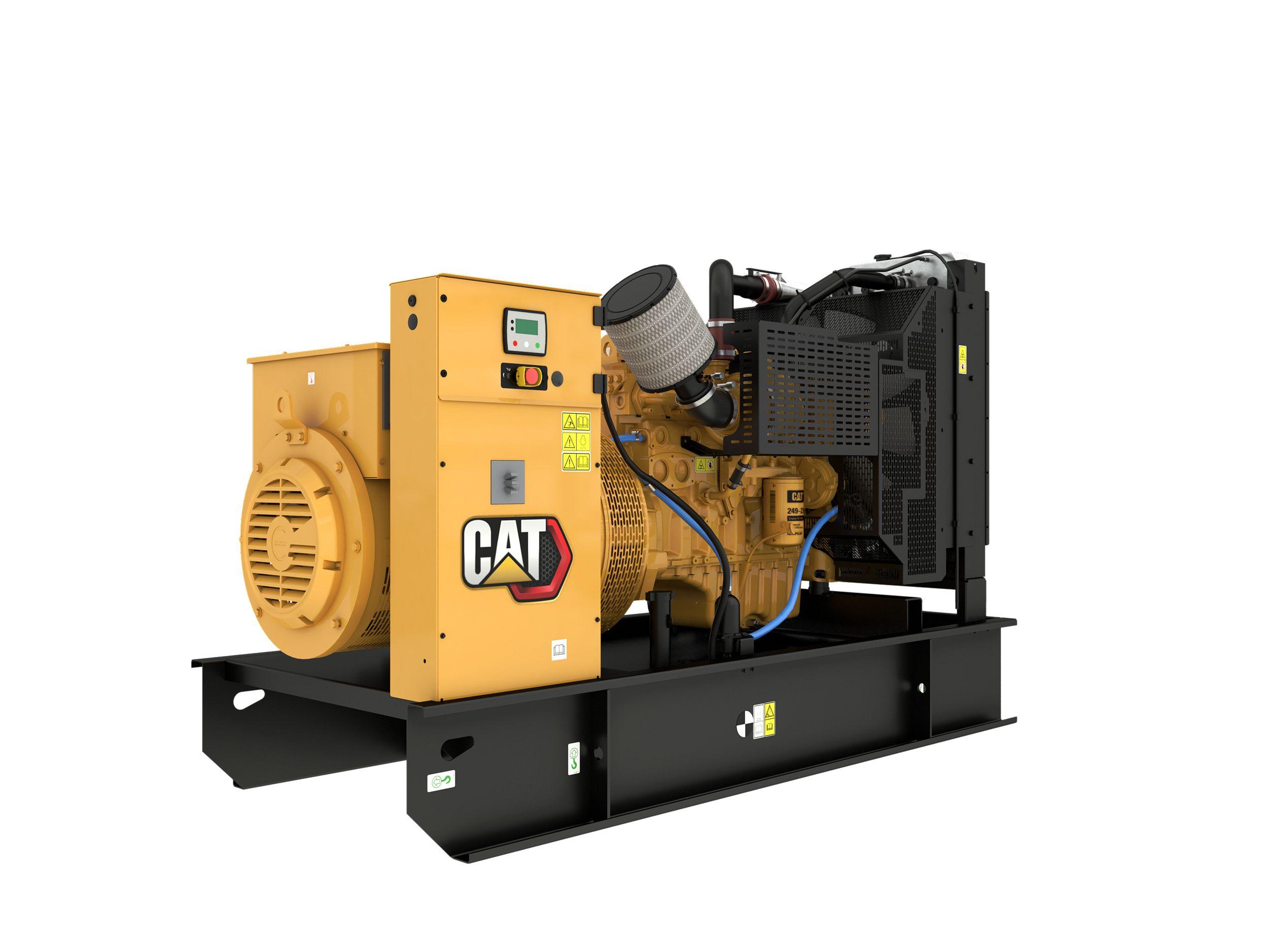 DE400 GC Diesel Generator Rear Right