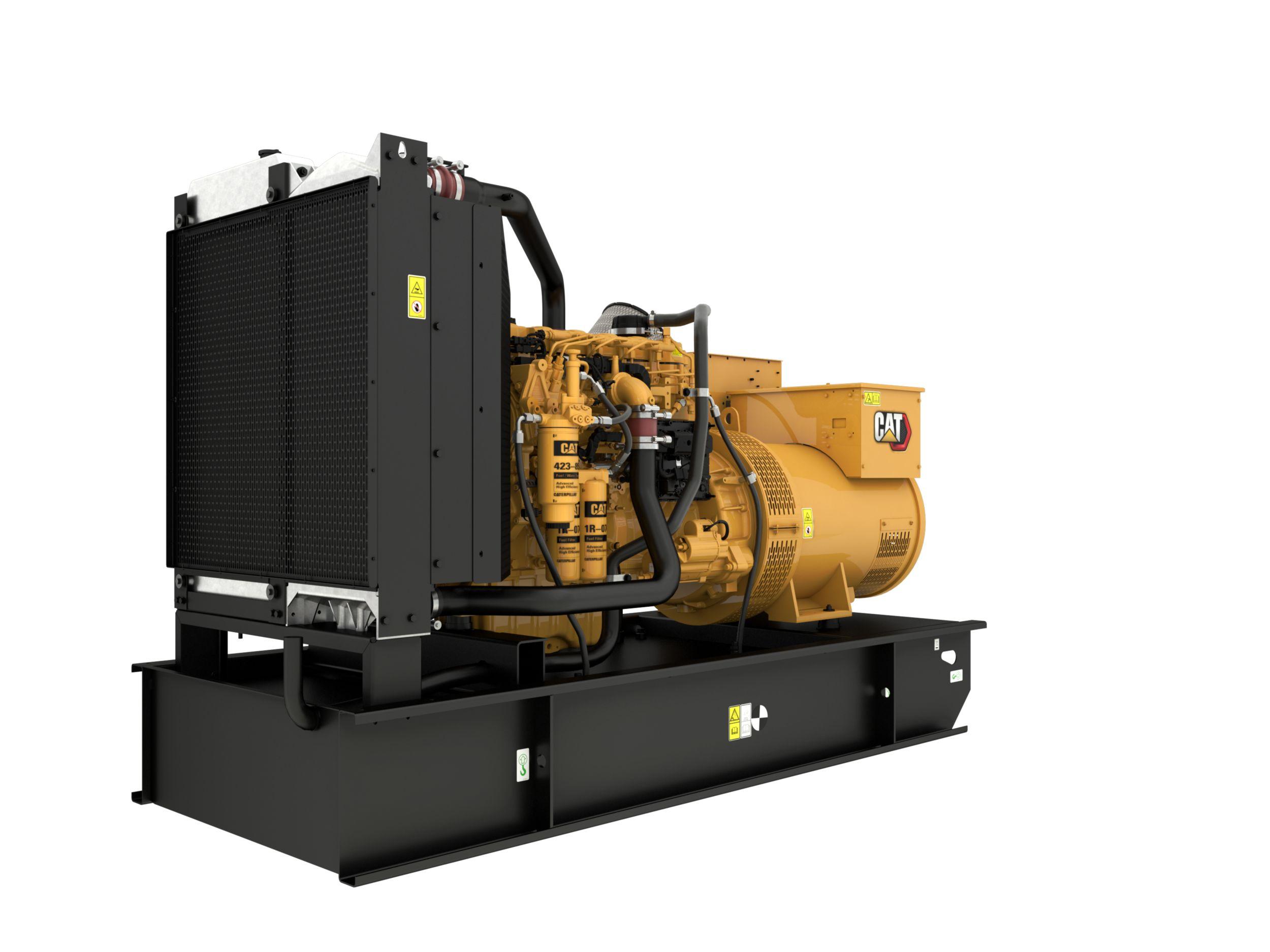 DE400 GC Diesel Generator Front Left>