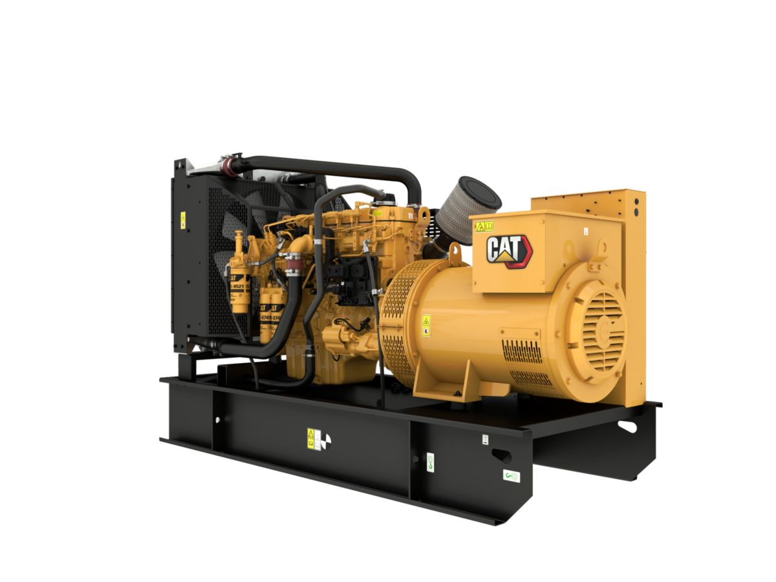 DE400 GC Diesel Generator Rear Left>