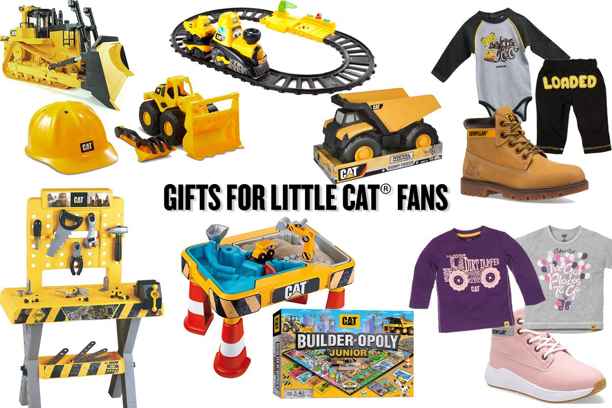 Gifts for the Little Cat Fans