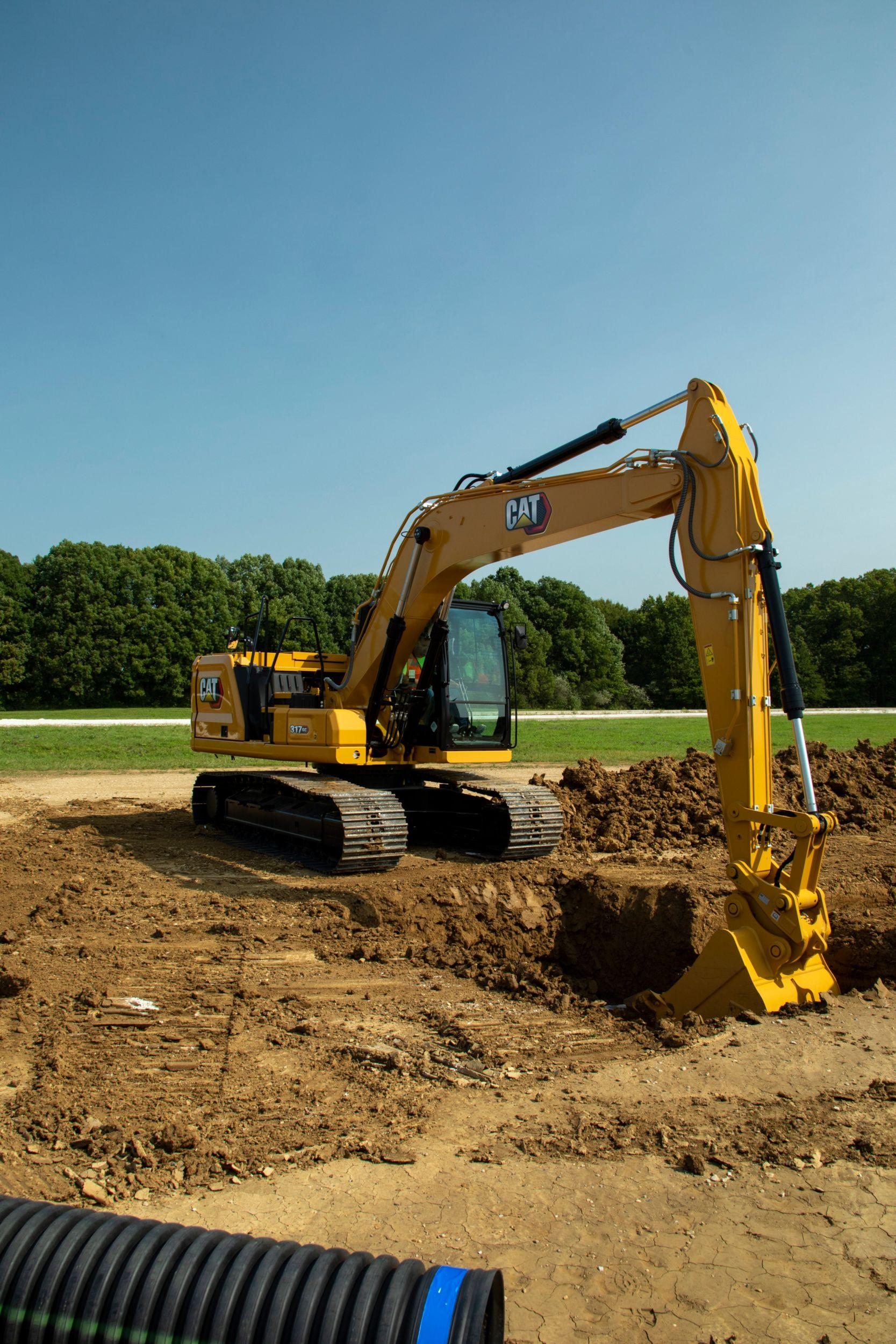 317 GC Digging