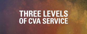 Three Levels of CVA Service
