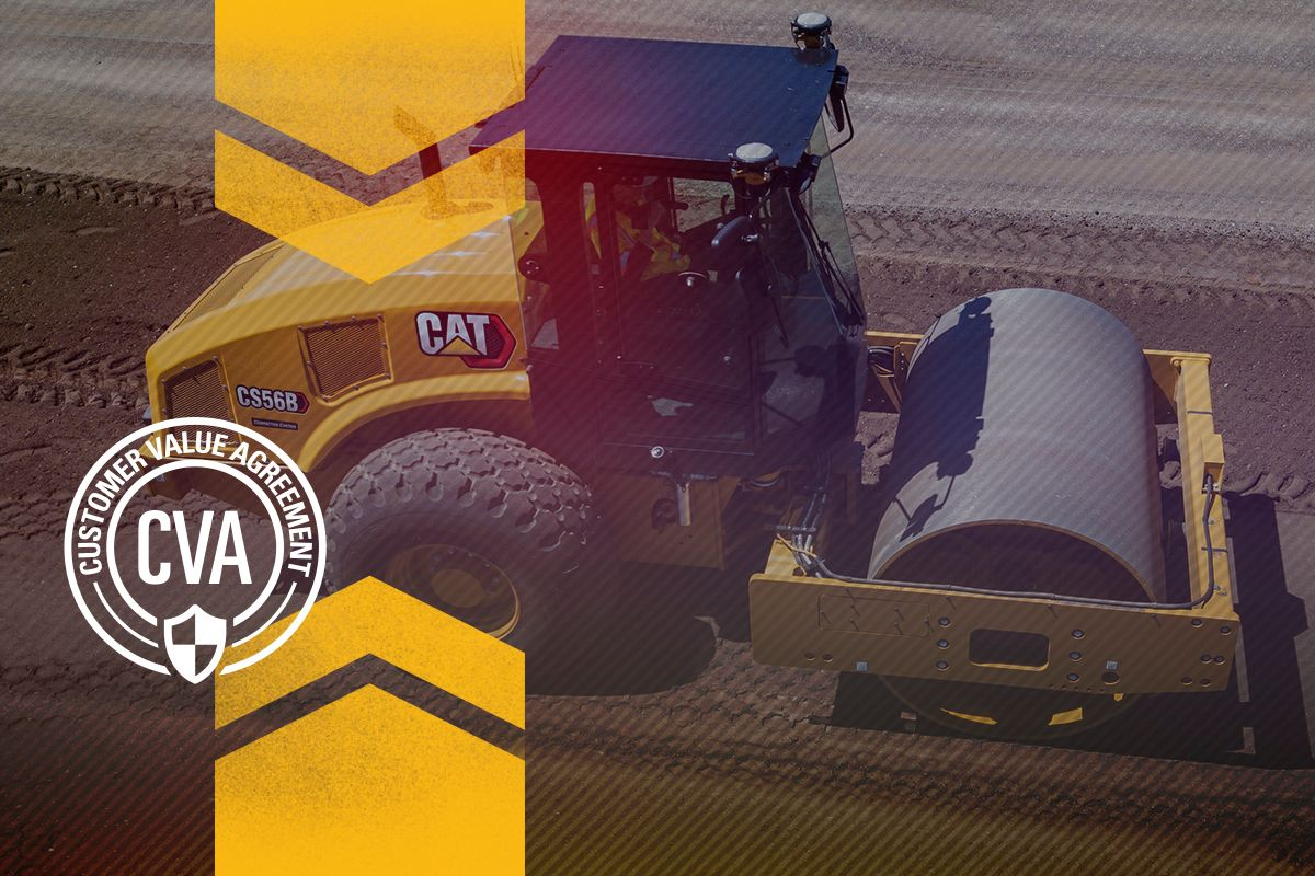The Soil Compactor Duo: CVA + Financing or Fuel Payback