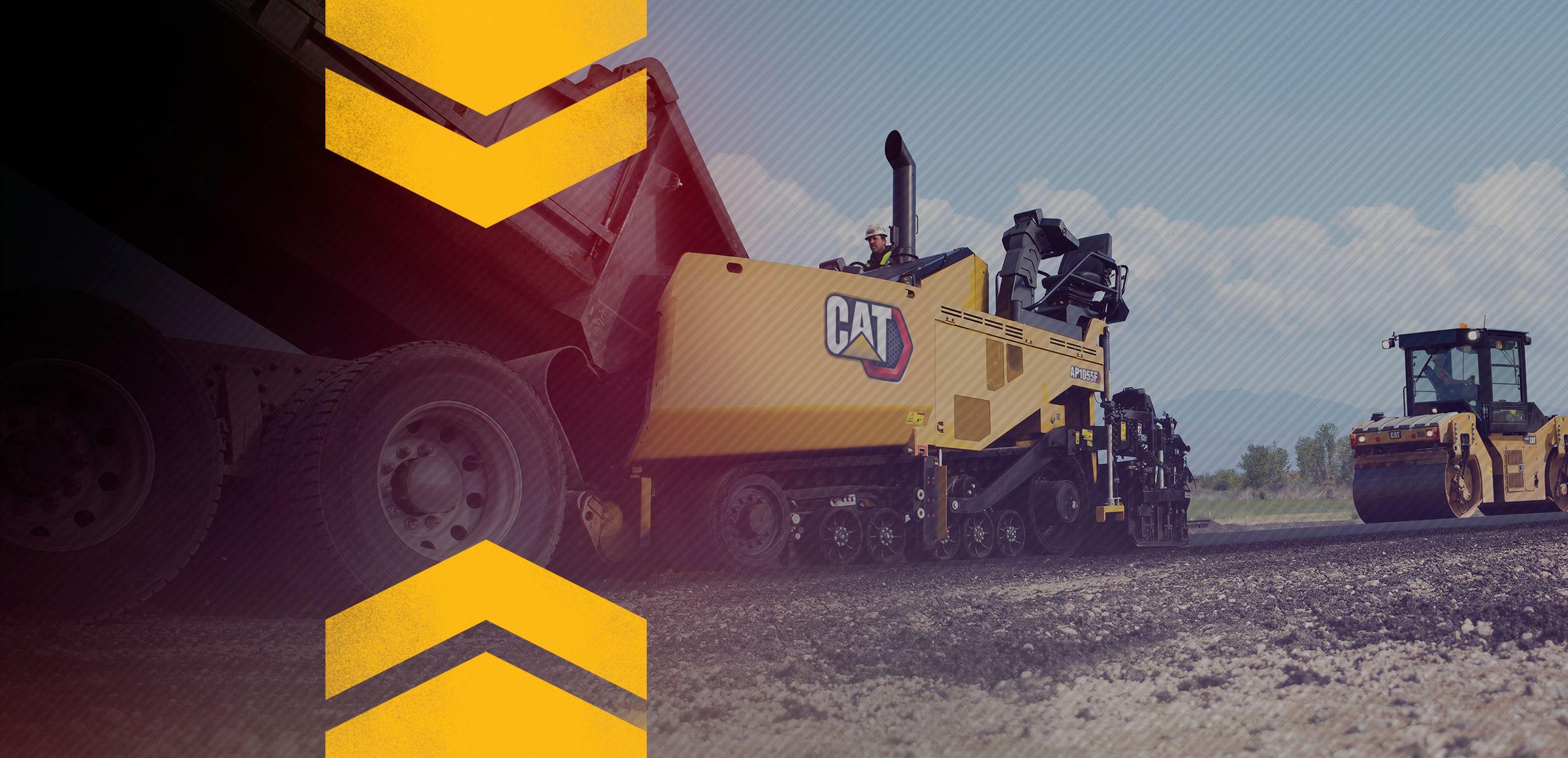 Paving Machine CVA Offer Deals