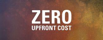 Zero Upfront Cost