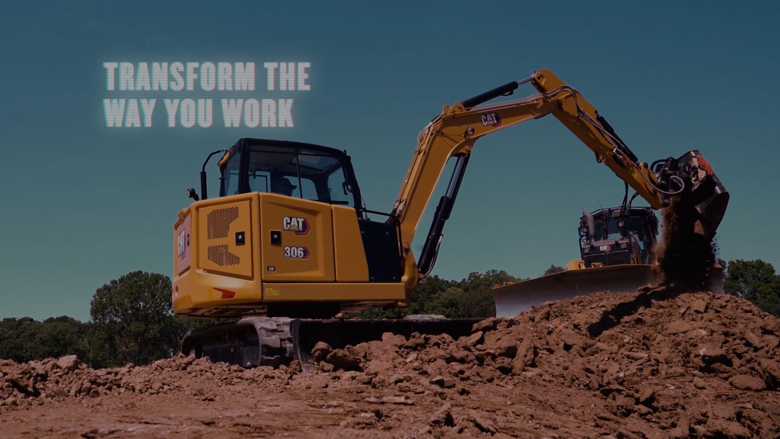 The Making of Cat Trials #9 | 306 CR Mini Excavator