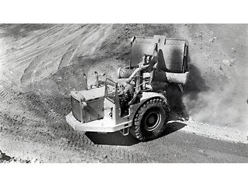 70th anniversary of the wheel tractor-scraper.