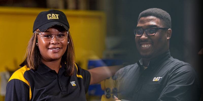 Caterpillar joins employer coalition to create one million jobs for Black Americans over 10 years