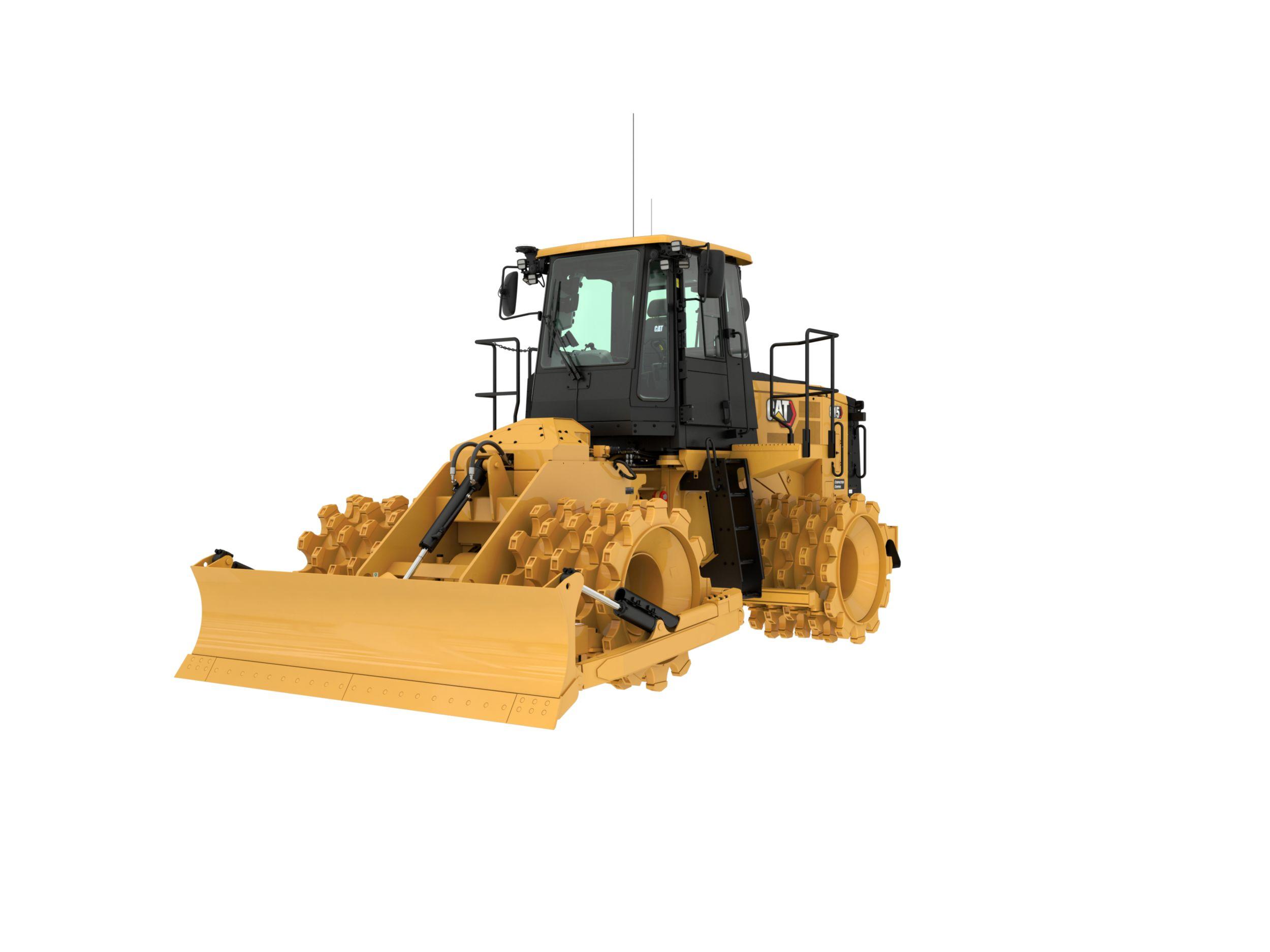 Cat Soil Compactors