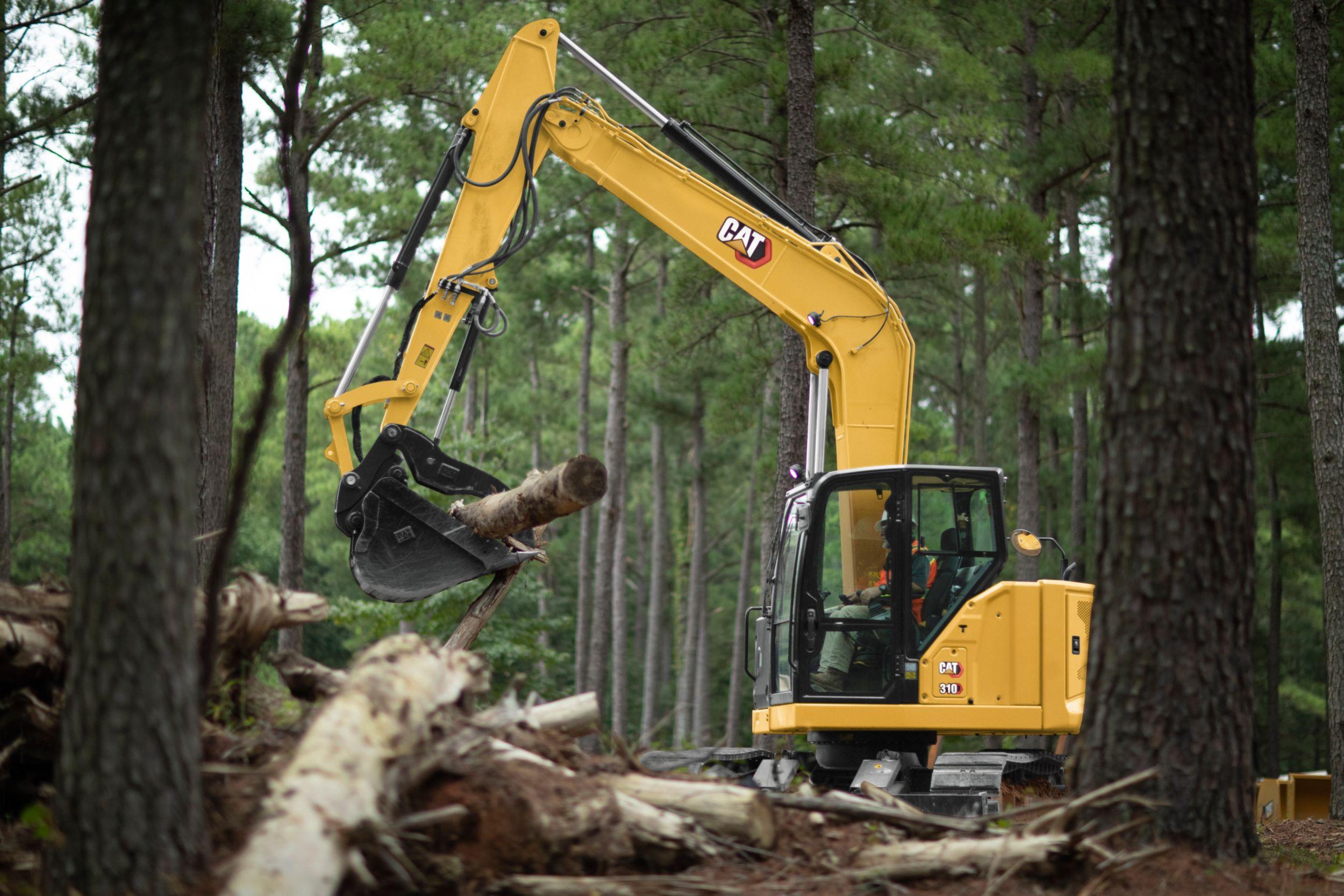 310 Mini Hydraulic Excavator>