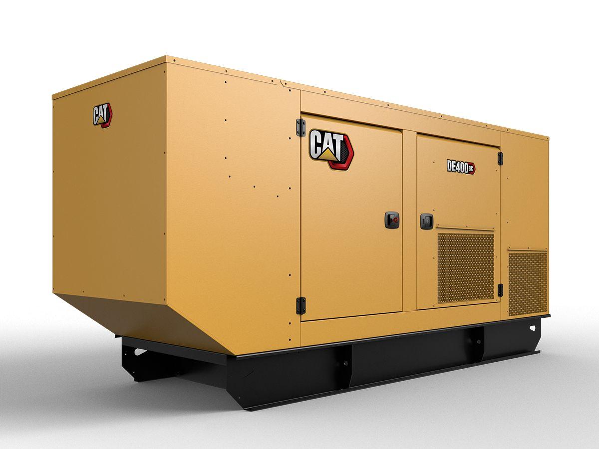 Cat® DE400 GC diesel generator set