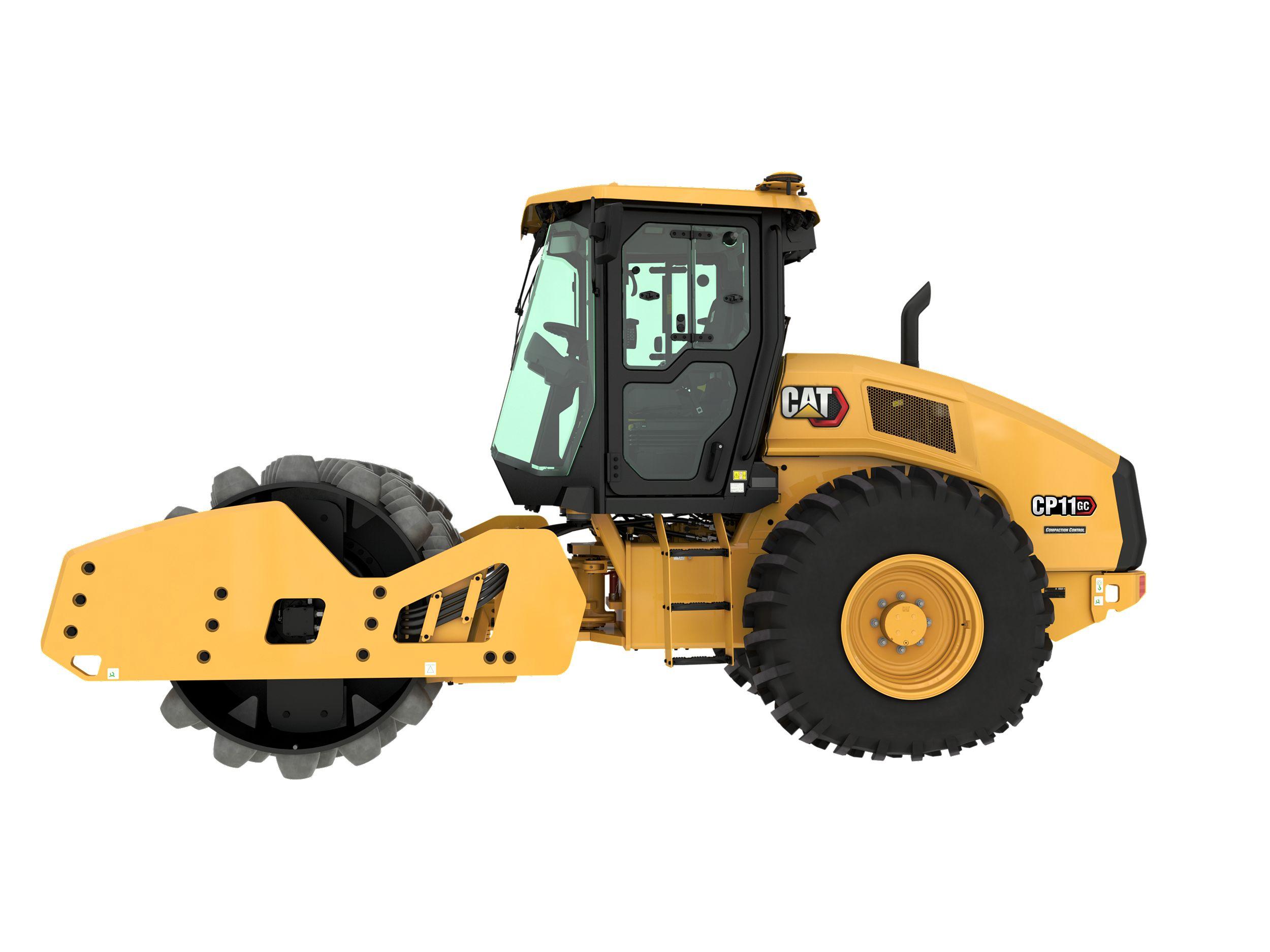 CP11 GC Vibratory Soil Compactor