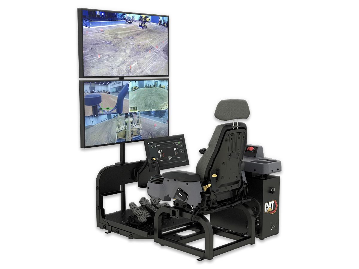 Cat Command Remote Console and Station