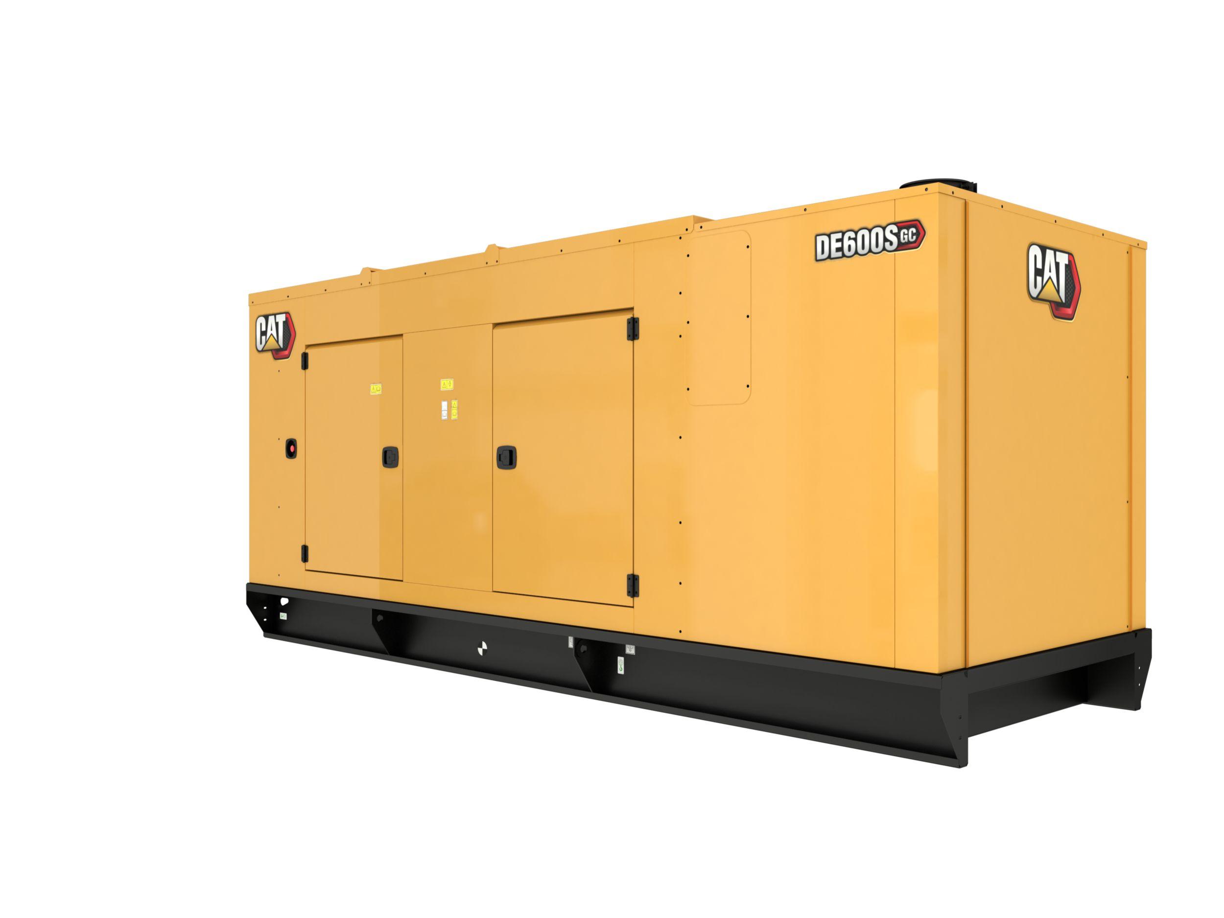 DE600S GC Enclosure>