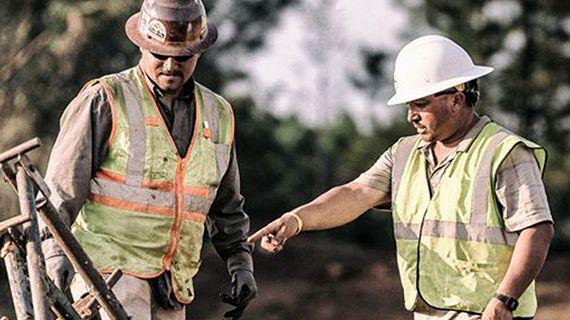 A Melhor Maneira de Permanecer em Segurança no Trabalho—Torne Pessoal.