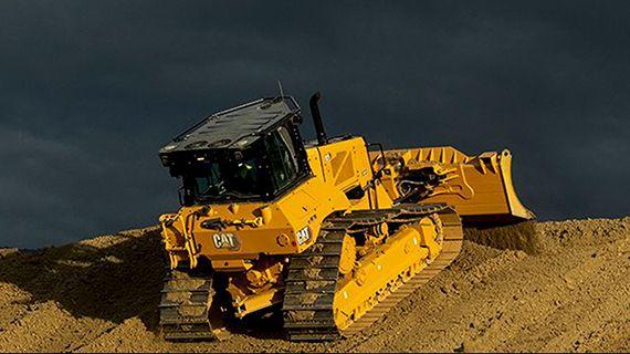 Cat® D5. Grande, forte, rápido e ágil.